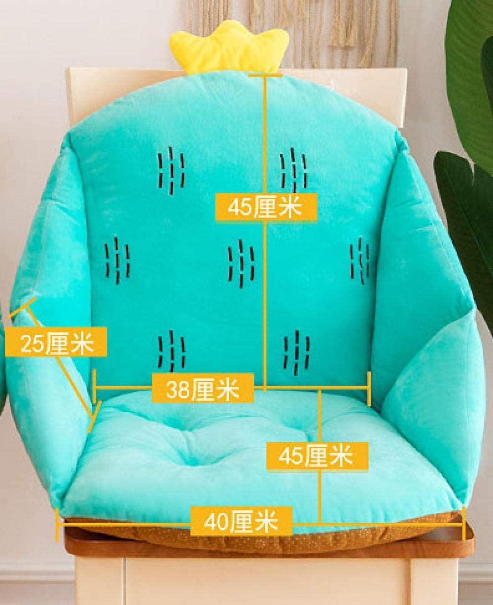 JIAHENGY Kids Sofas Children's Sofa Bed Baby's,Office bag hip sofa, plush toy cartoon cushion, child seat with one seat-5 3