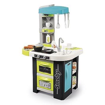 Cocinita de juguete Studio BBQ con accesorios (Smoby 311041): Amazon.es: Juguetes y juegos