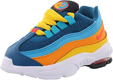 Mula social herramienta  Amazon.com | Nike Air Max 95 Baby Boys Shoes | Sneakers