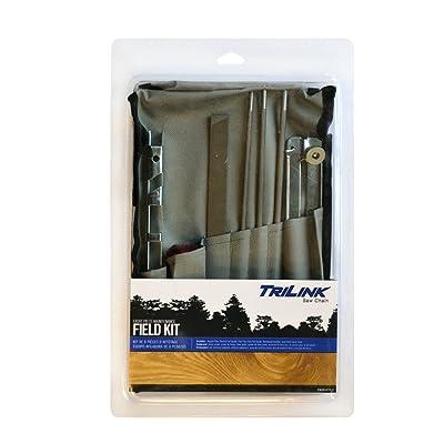 Trilink Saw Chain FK001TL2 Field Maintenance Kit: Home Improvement