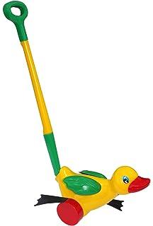 Spielzeug Nachziehspielzeug Dominiti Laufrad Pferd mit Fl/ügeln