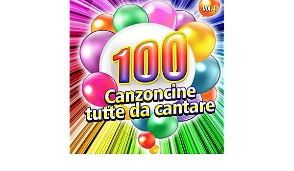 Le 100 canzoni per bambini la raccolta completa, Vol. 1 (Canzoncine da cantare) by La band dei piccoli Supereroi on Amazon Music - Amazon.com