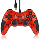 PC Gaming Controller, SQDeal USB Wired PC Gamepad