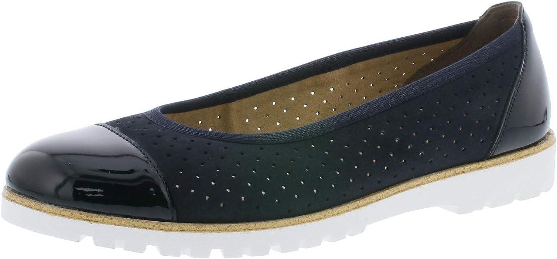 Rieker 42965 Femme Ballerines Classiques,Chaussures d'été,classiquement élégant