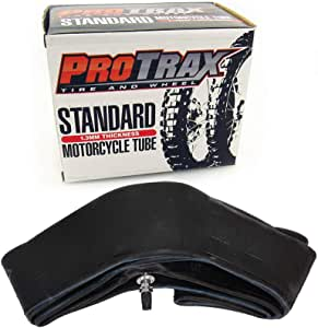Protrax PT1029 Motorcycle Standard Tire Inner Tube 1.3mm Thick 100/110/120 X 18 Rear