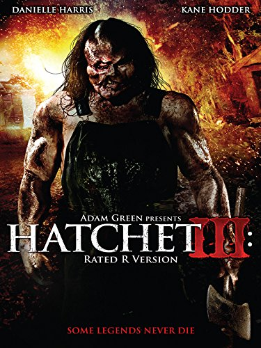 Hatchet III: Rated R Version (B Rated Horror Movies)