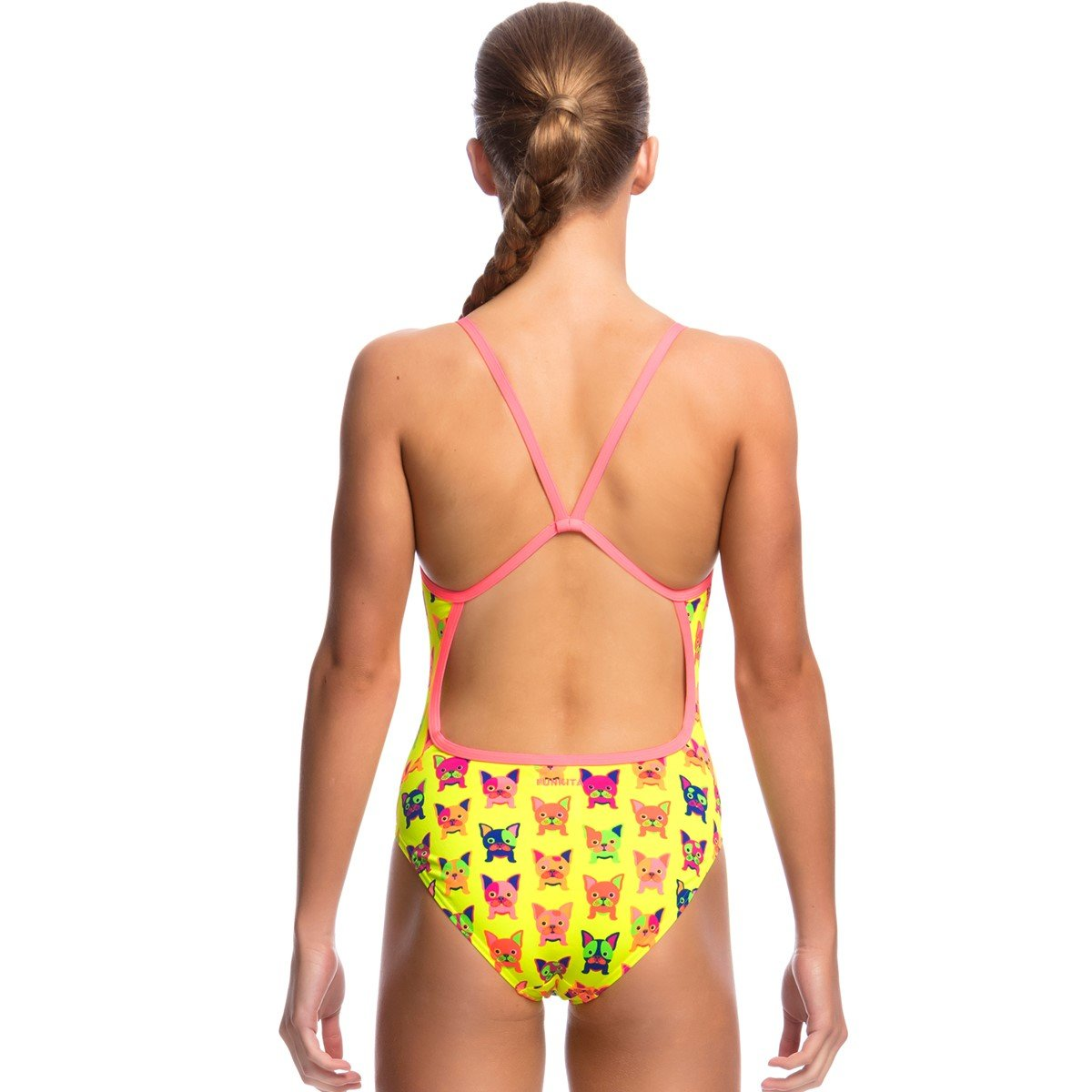 796bc588d6 Funkita Girls Hot Diggity Single Strap One Piece: Amazon.co.uk: Sports &  Outdoors