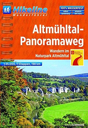 Altmuehltal - Panoramaweg Fernwanderweg NP Altmuehltal 2014: BIKEWF.DE.12 (German Edition) pdf epub