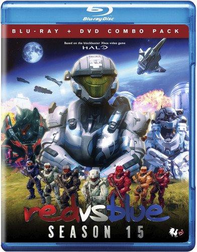 Red Vs. Blue: Season 15 [Combo] [Blu-ray]