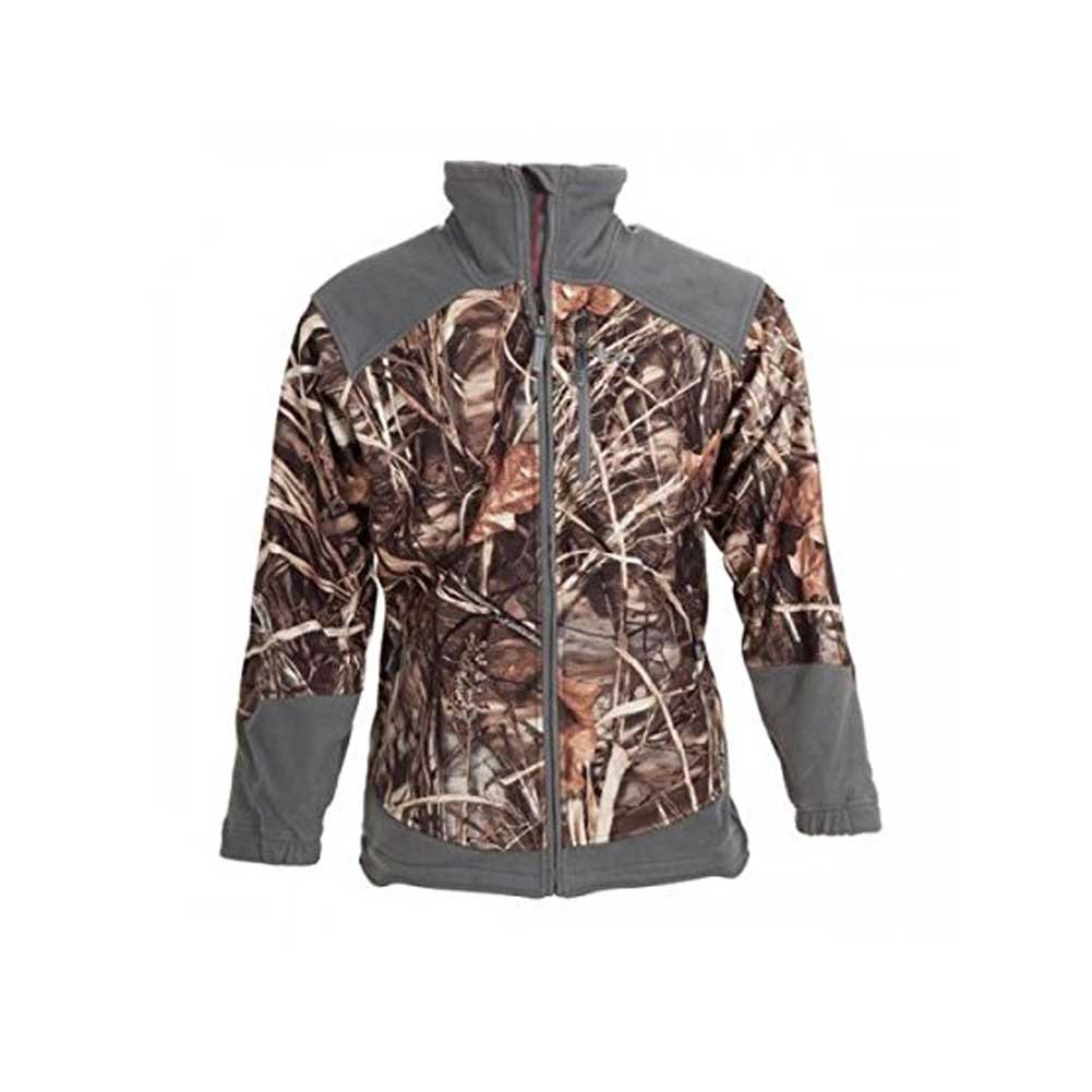 68db5b5cbcad0 Amazon.com: Banded Ufs Fleece Full-Zip Jacket, Camo, Medium: Sports &  Outdoors