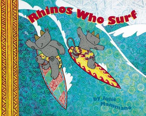Rhinos Who Surf