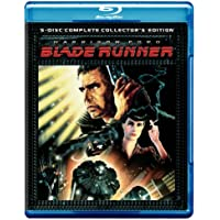 Blade Runner: The Complete Collector's Edition [Blu-ray] (Bilingual)