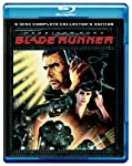 Cover Image for 'Blade Runner (Five-Disc Complete Collector's Edition)'