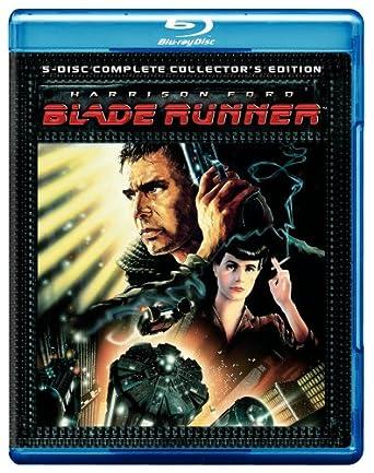 blade runner 5 disc blu ray