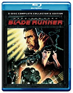 Blade Runner (Five-Disc Complete Collector's Edition) [Blu-ray] (B000UBMWG4) | Amazon price tracker / tracking, Amazon price history charts, Amazon price watches, Amazon price drop alerts