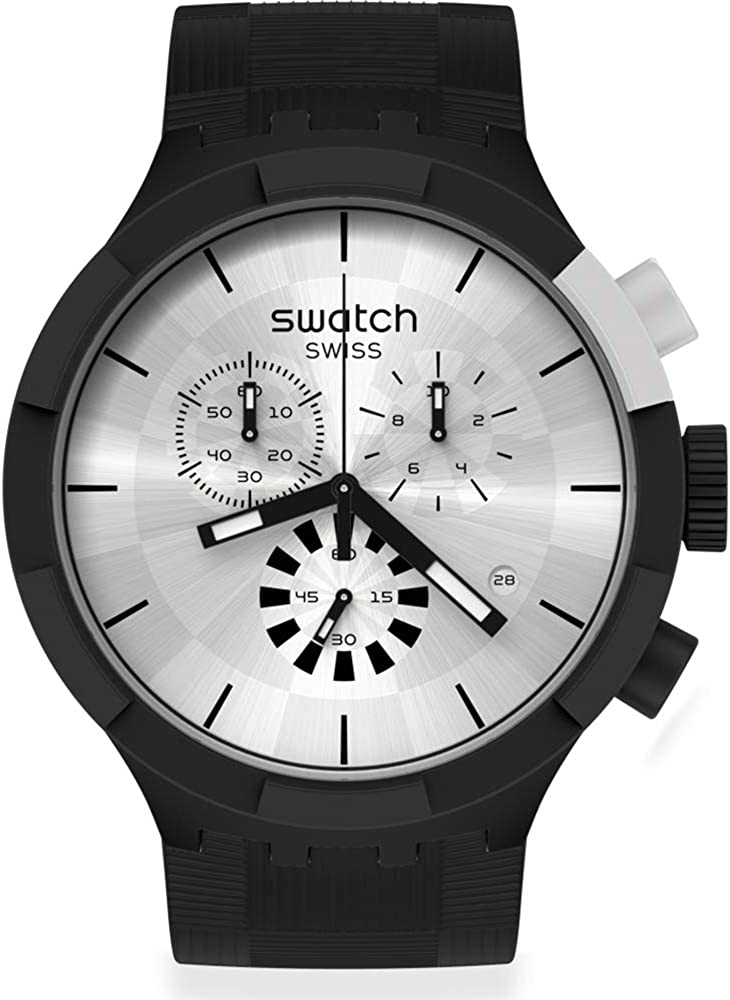 Swatch Analógico SB02B404