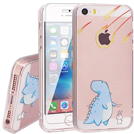 Funda iPhone SE, Funda iPhone 5S, yoowei® iPhone 5 Carcasa ...