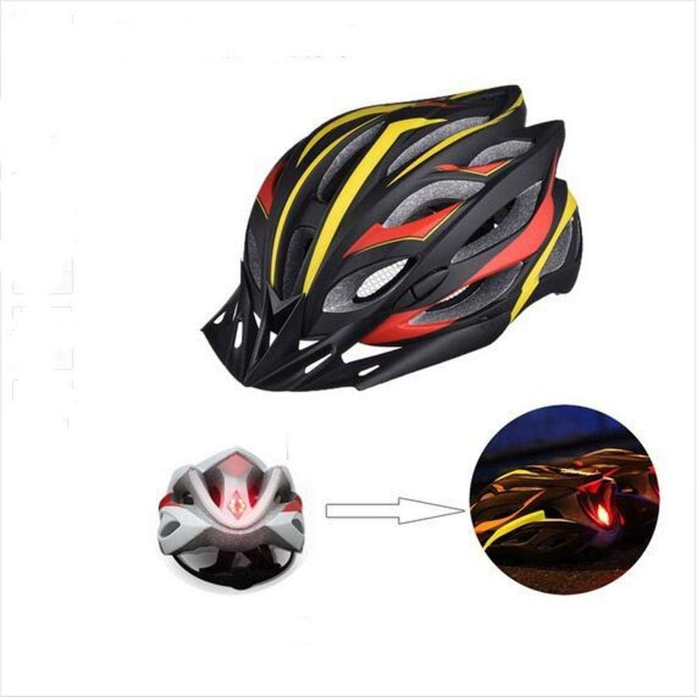 Relddd Bicycle Helmet Made of EPS+PCBicicleta Casco Hecho de eps + ...