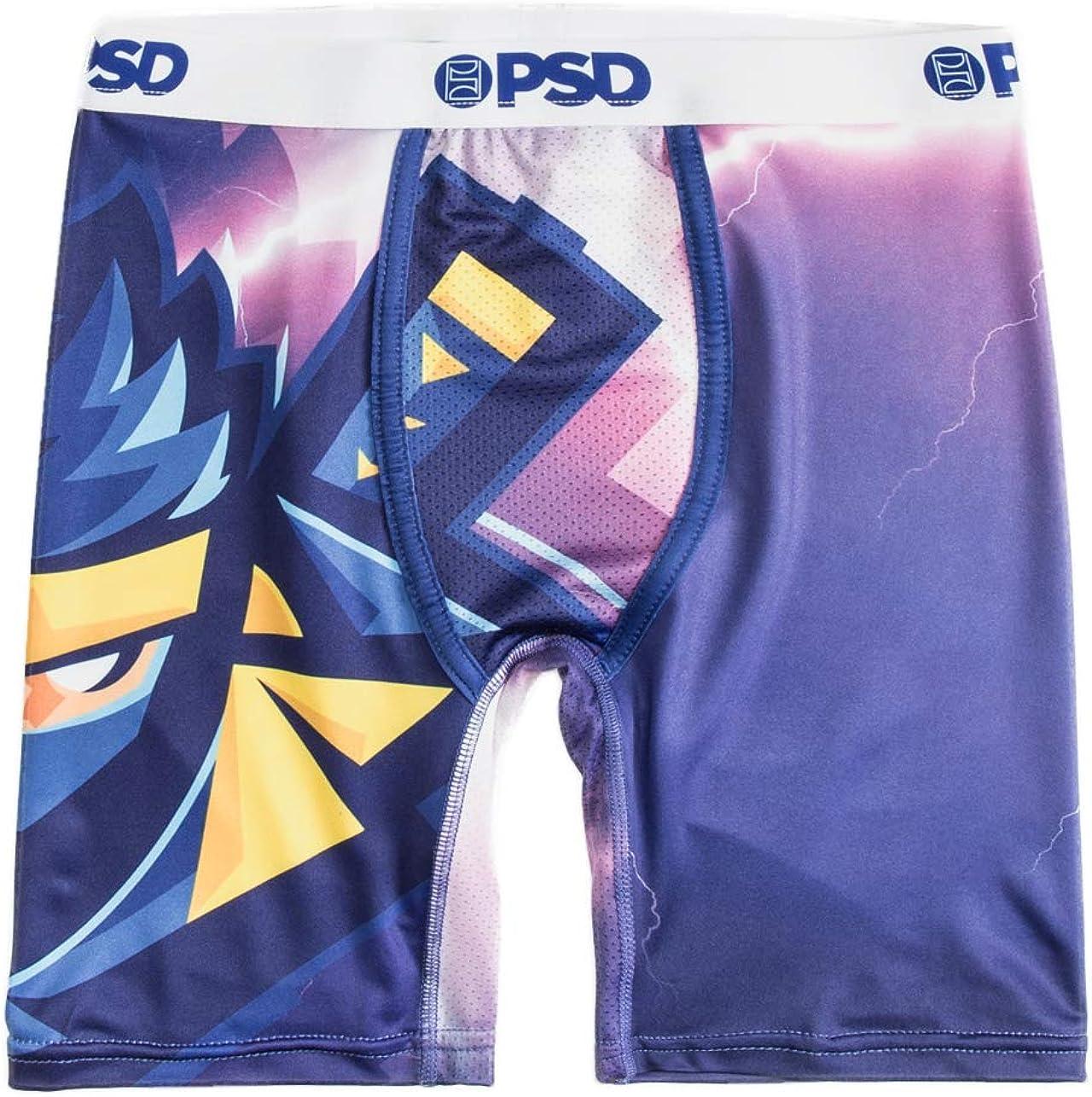 Storm Boxer Brief Underwear PSD Big Boys Ninja