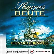 Sharpes Beute (Sharpe-Serie 5) Hörbuch von Bernhard Cornwell Gesprochen von: Thorsten Michaelis