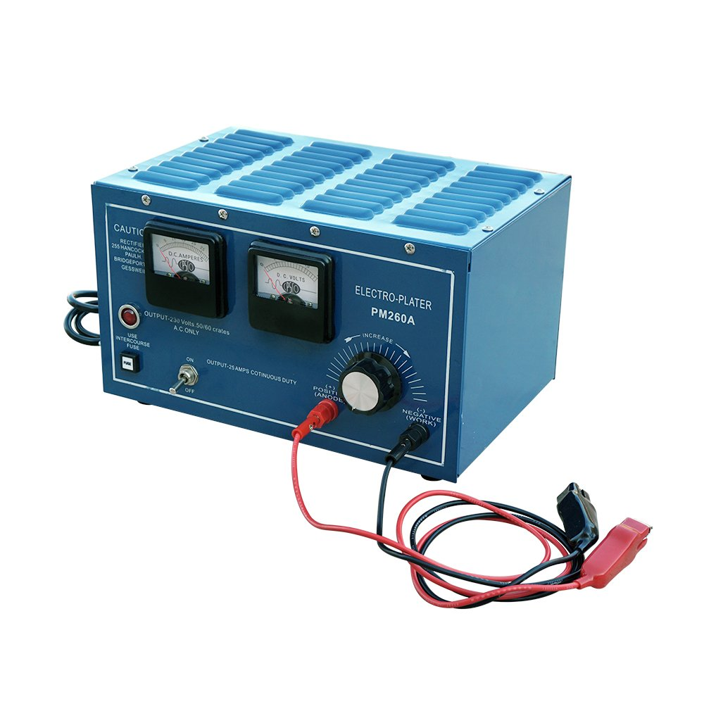 FISTERS 30A Platinum Silver Gold Plating Machine Electroplating Rectifier Jewelry Plater