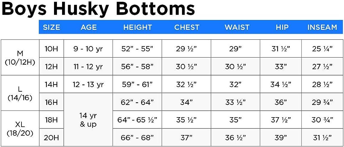 French Toast Boys Adjustable Waist Flannel Straight Leg Dress Pant