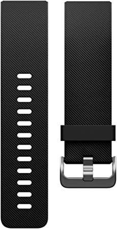 Fitbit Blaze Classic Accessory Band Blue Size Large FB159ABBUL for sale online