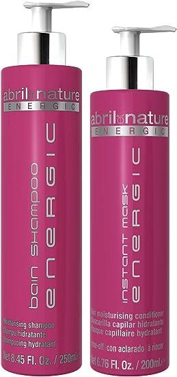 Energic Treatment Pack 2 productos Abril et Nature: Amazon.es: Salud y cuidado personal