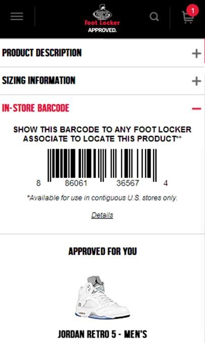 947e08e9cc59 Amazon.com  Foot Locker  Appstore for Android