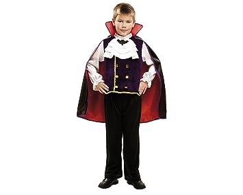 My Other Me Me-202541 Disfraz de Rey vampiro para niño, 10-12 años ...