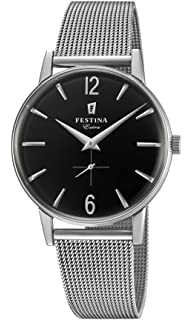 Festina F20252/4 F20252/4 Mens Wristwatch Classic & Simple