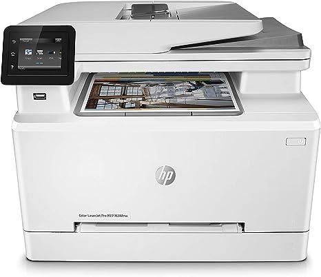 HP Color Laserjet Pro MFP M282NW Impresora Láser (8.5 x 14 ...