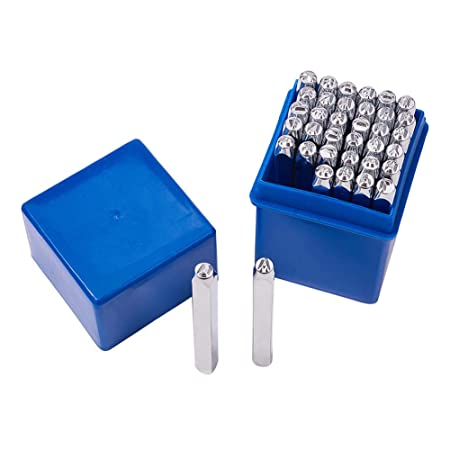 JEWELLERY NUMBER STAMPS 3MM