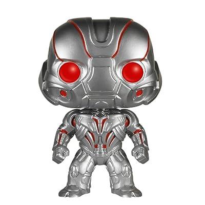 Funko Marvel: Avengers 2 - Ultron Action Figure: Funko Pop! Marvel:: Toys & Games