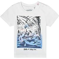 IKKS tee-Shirt Llama King of Tour Camiseta para Bebés