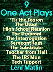 9 One Act Plays (English Edition)