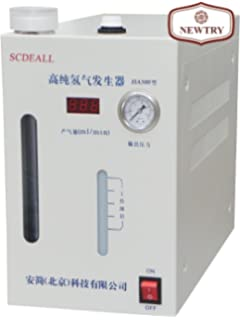 NEWTRY HA500 - Máquina de gas generadora de hidrógeno H2 automática 500 ml/min de