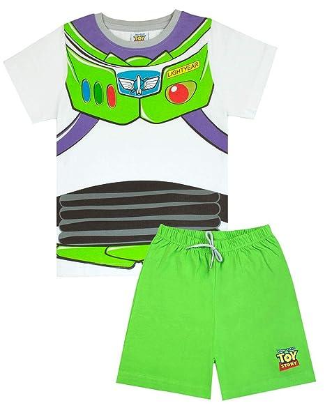 Amazon.com: Disney Pixar Toy Story Buzz Lightyear Costume ...