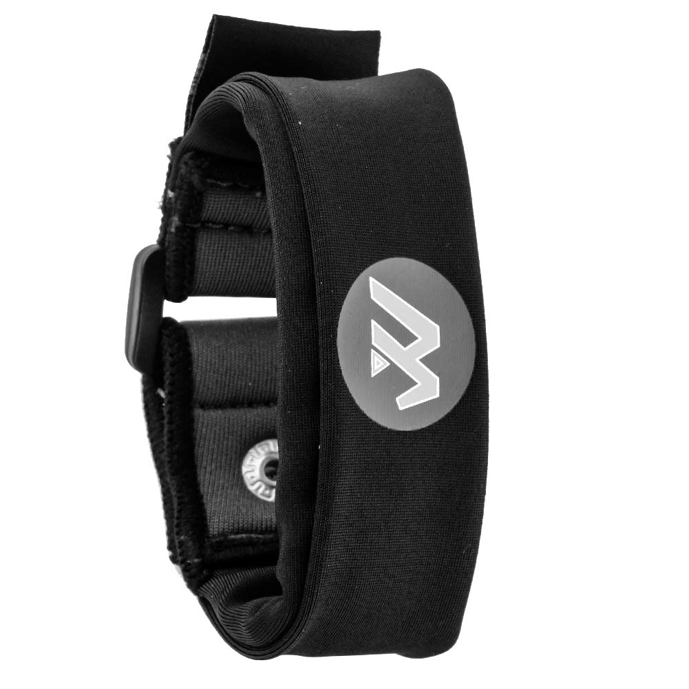 Wwin Sports Wristband Wallet Zipper Sweatband with Pocket Wristband Key Holder Suitable for Men Women Perfect for Running,Gym Workout,Hiking,Traveling