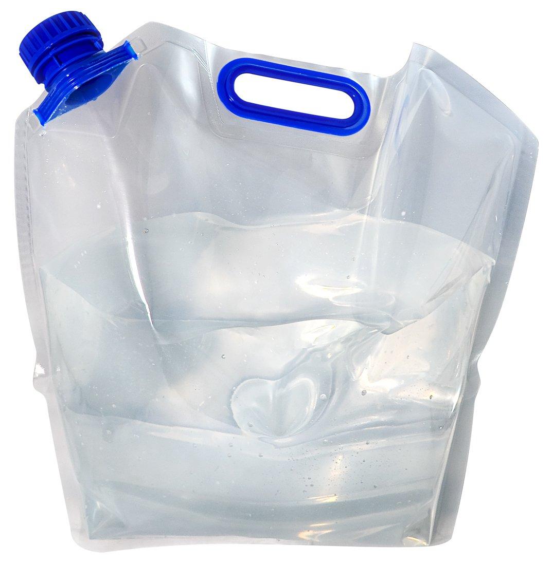 ソフトタイプの水タンク