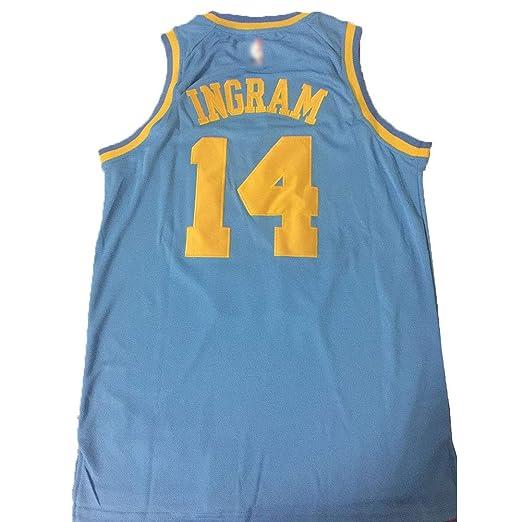 ATI-HSKJ Camisetas de Baloncesto de la NBA para Hombre ...