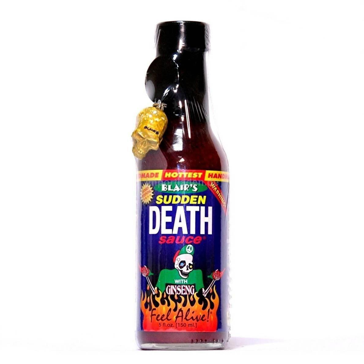 Blair S Sudden Death Sauce Xx Hot Schärfe 9 Buy Online In United Arab Emirates At Desertcart Ae Productid 56041696