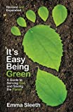 """""""It's Easy Being Green, Revised and Expanded Edition - A Teen's Guide to Serving God and Saving the Planet"""" av Emma Sleeth"""