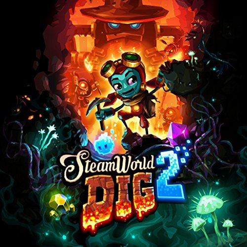 Steamworld Dig 2 (Cross-Buy) - PS4 [Digital Code] by Image & Form International Ab