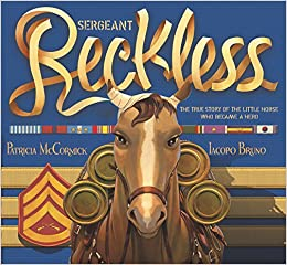 Image result for reckless horse book