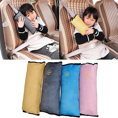 Used, Children Baby Soft Headrest Neck Support Pillow Shoulder for sale  Delivered anywhere in USA