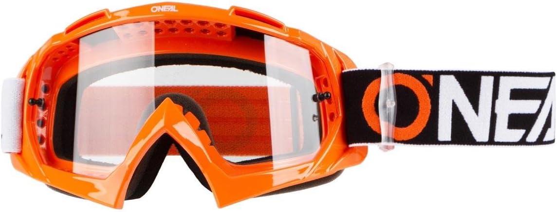 O Neal Oneal 6024 213o Brille Schwarz M Sport Freizeit