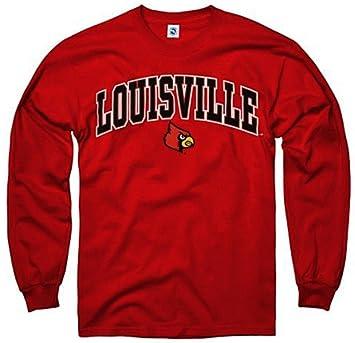 Louisville Cardinals ropa camiseta sudadera baloncesto Jersey Universidad sombrero taza Rojo rosso Talla:XXL: Amazon.es: Deportes y aire libre