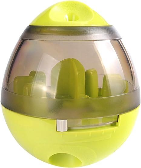 UEETEK Divertida bola dispensadora de tratamientos interactivos ...