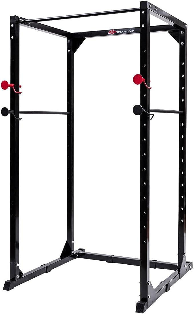 Potencia de barras de dominadas Pull Squat jaula ascensor ...
